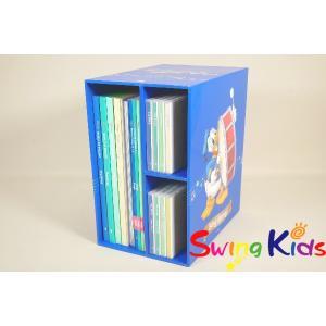 DWE ディズニー英語システム シングアロング絵本とCD クリーニング済 2016年購入 新品同様含...