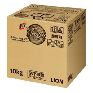 トップ スーパーNANOX ナノックス 業務用 10kg