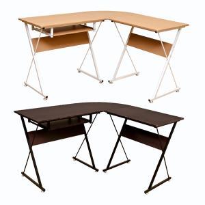 デスク 机 テーブル コーナー PCデスクセット