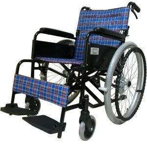 車椅子 車いす 車イス 自走用アルミ車椅子 SL-22Al