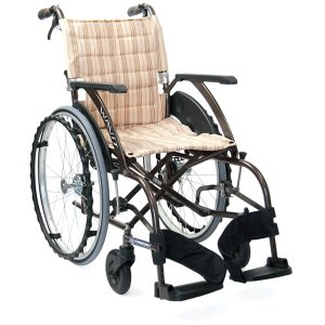 車椅子 車いすWAVIT WA22-40-42 自走用車椅子 カワムラサイクル