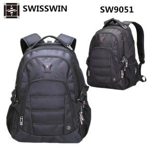 a7a378642034 リュックサック SWISSWIN sw9051 リュック メンズ レディース マザーズバッグ 大容量 アウトドア 人気 デイパック スクールバッグ  ...