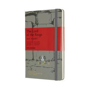 「ロード オブ ザ リング」をテーマに誕生した限定版ノートブック!!  【サイズ】幅13×21cm ...