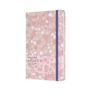 「桜」をテーマに誕生した限定版ノートブック!!  【サイズ】約13×21×1.6cm 【レイアウト】...