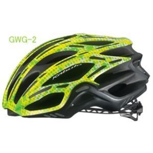 OGK 自転車 ヘルメット FLAIR フレアー  単品本州送料無料の画像