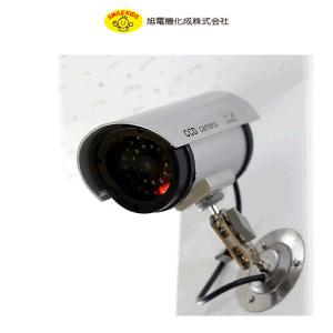 旭電機化成 ADC-209 防犯LED点滅ダミーカメラ|switch