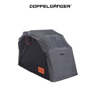 自転車 バイク 保管 簡易型ガレージ テント DOPPELGANGER ドッペルギャンガー DCC3...