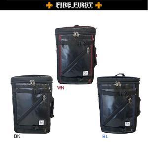 FIRE FIRST ファイヤーファースト FFDP-100 FFカーボン柄コーデュラビジネス3WAY 本州送料無料|switch