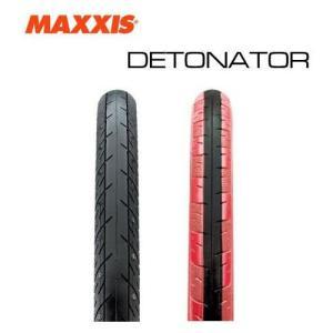 デトネイターは、ロードレーサー、クロスバイク、MTB、そしてシティ用のタイヤ。街乗りに丁度良い太さが...
