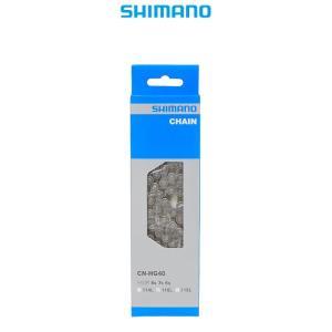 シマノ Shimano CN-HG40 116L 6・7・8速用チェーン ポスト投函送料無料の画像