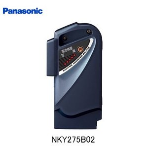 Panasonic パナソニック 3.1Ah リチウムイオンバッテリー NKY275B02 受注生産品|switch