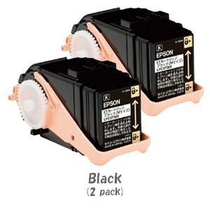エプソン LPC3T31K(ブラック) [2本入り] (EPSONリサイクルトナー) [LP-S8160/S8160PS LP-M8040/M8040A/M8040F/M8040PS/M804AC5/M804FC5]|sworld