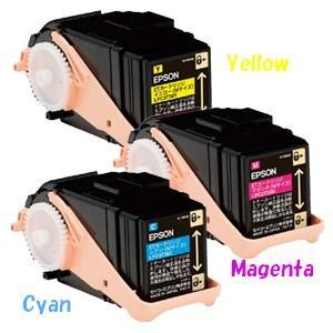 エプソン LPC3T31CMY [カラー3色セット] (EPSONリサイクルトナー) [LP-S8160/S8160PS LP-M8040/M8040A/M8040F/M8040PS/M804AC5/M804FC5]|sworld