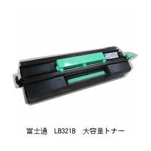富士通 LB321B (12000枚) (FUJITSUリサイクルトナー) [Printia LASER XL-9321:プリンティアレーザ]|sworld