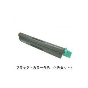 JDL LP3016C [ 4色セット ] (日本デジタル研究所リサイクルトナー) [LP3016 COLOR]|sworld