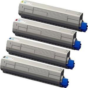 OKI TNR-C3PKCMY2 [4色セット] (沖データリサイクルトナー) [COREFIDO MC862dn MC862dn-T:コアフィード]|sworld