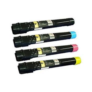 富士ゼロックス CT202054-57 [4色セット] 大容量 (FUJI XEROXリサイクルトナー) [DocuPrint C4000 d:ドキュプリント]|sworld