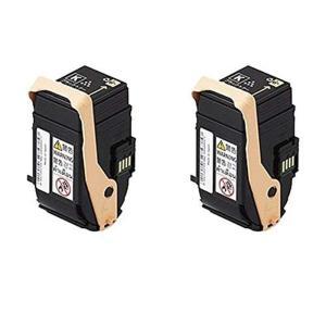 富士ゼロックス CT202459(ブラック) [2本入り] (FUJI XEROXリサイクルトナー) [DocuPrint C3450 d:ドキュプリント]|sworld