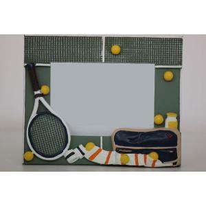 フォトフレーム テニス Green|swy