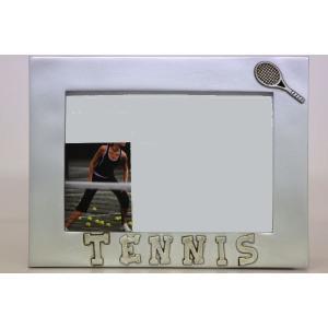 フォトフレーム テニス  Silver|swy
