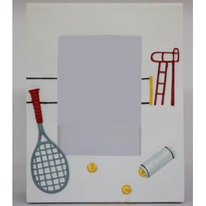 フォトフレーム テニス White|swy