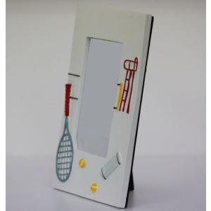 フォトフレーム テニス White|swy|02