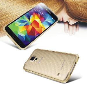 Galaxy S5 ケース バンパー SC-04F / SCL23共用 Galaxy S5 ケース アルミバンパー LOVE MEI Aluminum Bumper ギャラクシーS5 カバー