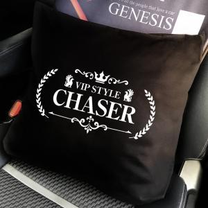 クッション 車 かっこいい おしゃれ チェイサー CHASER 車内 インテリア カスタム スポーツ ワイルドスピード 系 ラグジュアリー 上質 社外 ctoa1 syarakugenesis