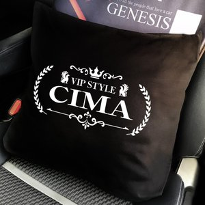 クッション 車 かっこいい おしゃれ シーマ CIMA 車内 インテリア カスタム スポーツ ワイルドスピード 系 ラグジュアリー 上質 社外 ctoa1 syarakugenesis