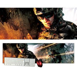 戦士特大デスクマットdsm14/1000×280/セミハードタイプ/マウスパッド/ゲーミング/高級感のあるエンボス仕様/かっこいい|syarakugenesis