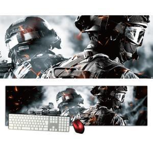 戦士特大デスクマットdsm15/1000×280/セミハードタイプ/マウスパッド/ゲーミング/高級感のあるエンボス仕様/かっこいい|syarakugenesis