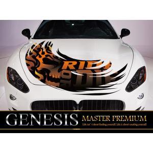 スカルフロントカーステッカーfk05■髑髏バイナルグラフィック車ワイルドスピード系デカール|syarakugenesis