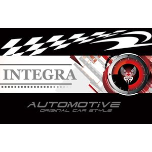 スポーツカーカスタムカーマットgosspA-INTEGRA★ワイルドスピード系車用/インテグラ|syarakugenesis