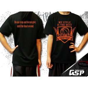 バスケットボールウェアGSPBB20■Tシャツオリジナルオーダーメイドカスタム子どもから大人まで★名入れ可能★|syarakugenesis