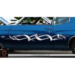 LOWRIDERカーステッカーローライダー2車用■ワイルドスピードトラッキンバイナル限定|syarakugenesis