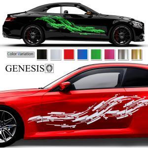 トランスフォームカーステッカー148■バイナルグラフィック車カスタム かっこいいデカール 14色から選べる|syarakugenesis