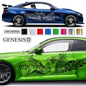 女神カーステッカー159■バイナルグラフィック車ワイスピ系カスタム限定 かっこいいデカール 14色から選べる|syarakugenesis
