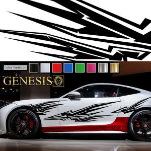 トライバルカーステッカーwa9■バイナルグラフィック車ワイルドスピード系デカール かっこいい 14色から選べる|syarakugenesis