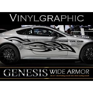 ファイアカーステッカーwa41■バイナルグラフィック車ワイルドスピード系デカール かっこいい 14色から選べる|syarakugenesis