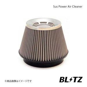 BLITZ エアクリーナー SUS POWER スカイラインHR32,HCR32,HNR32 ブリッツ syarakuin-shop