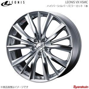 LEONIS SV/ アルミホイール 1本 B21W 【16×5.0J 4-100 INSET45 BMC1】 レオニスSV 日産 デイズ