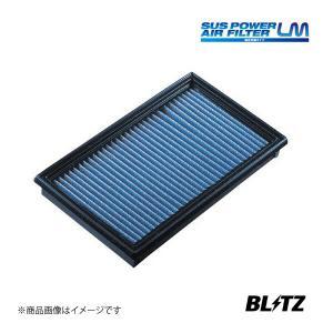 BLITZ エアフィルター SUS POWER AIR FILTER LM タントカスタム LA600S,LA610S ブリッツ syarakuin-shop