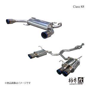 柿本改 マフラー ランサーエボリューションX CBA-CZ4A ClassKR 柿本