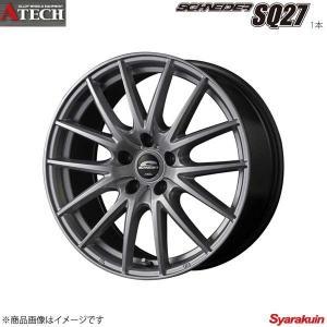 A-TECH/SCHNEIDER SQ27 アルミホイール 1本 IS F 20系 【18×8.0J...