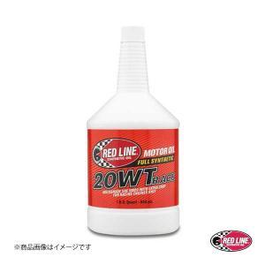 RED LINE/レッドライン レーシングエンジンオイル 20 WT 5W-20 1USQUART(0.94L) 4本|syarakuin-shop