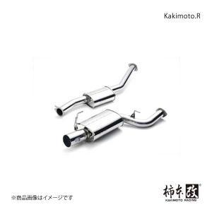 柿本改 マフラー ワゴンR DBA-MH22S Kakimoto.R 柿本