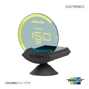 トラスト / TRUST シリウスビジョン + 温度センサー セット 油温計 水温計 追加メーター シリウス|syarakuin-shop