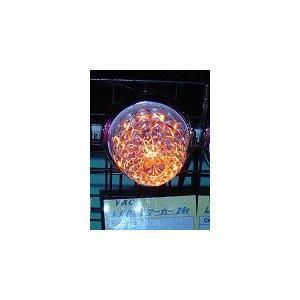 LEDバスマーカーランプ 流星マーカーランプ 24v アンバー(発送グループ:B)|syarunet