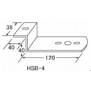 ステー HSB-4 バスマーカーステー(発送グループ:B)|syarunet