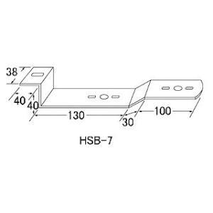 ステー HSB-7 バスマーカーステー(発送グループ:B)|syarunet